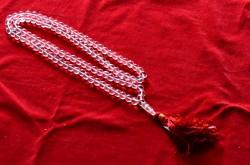 ガネーシュヒマール 水晶 数珠