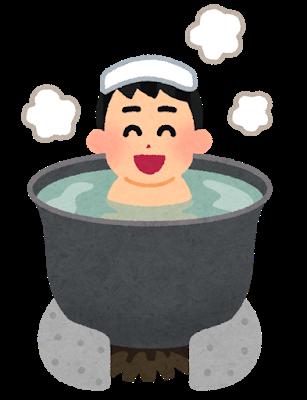 風呂イラスト